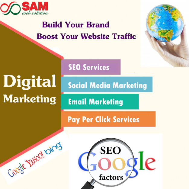 Part of Digital Marketing in Business Growth – Benefits of SEO