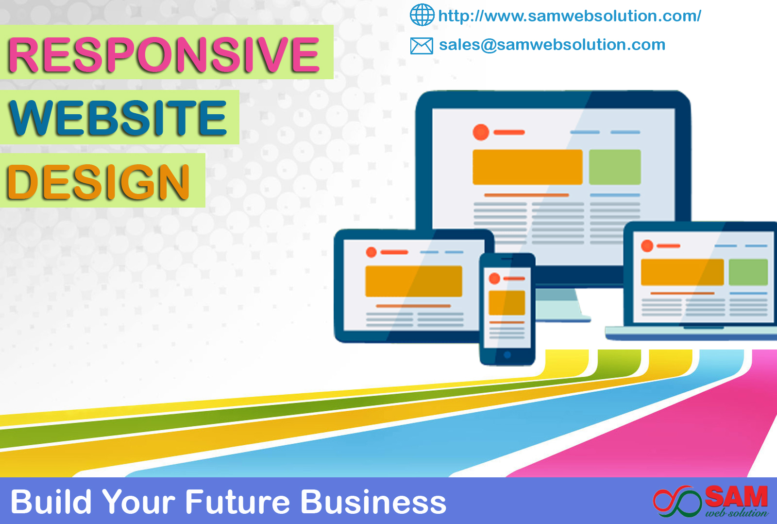Responsive Web Design Services For Future Proof And User Experiences