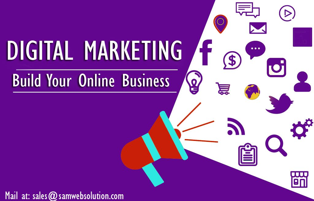 Digital marketing services - Ecommerce