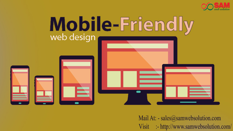 professional Mobile Friendly website Designing