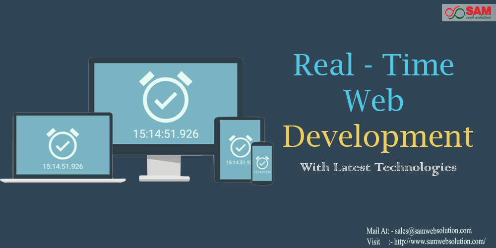 Real - Time Web Development