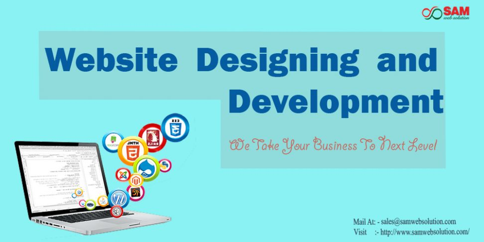 Websites - Design and Development Services