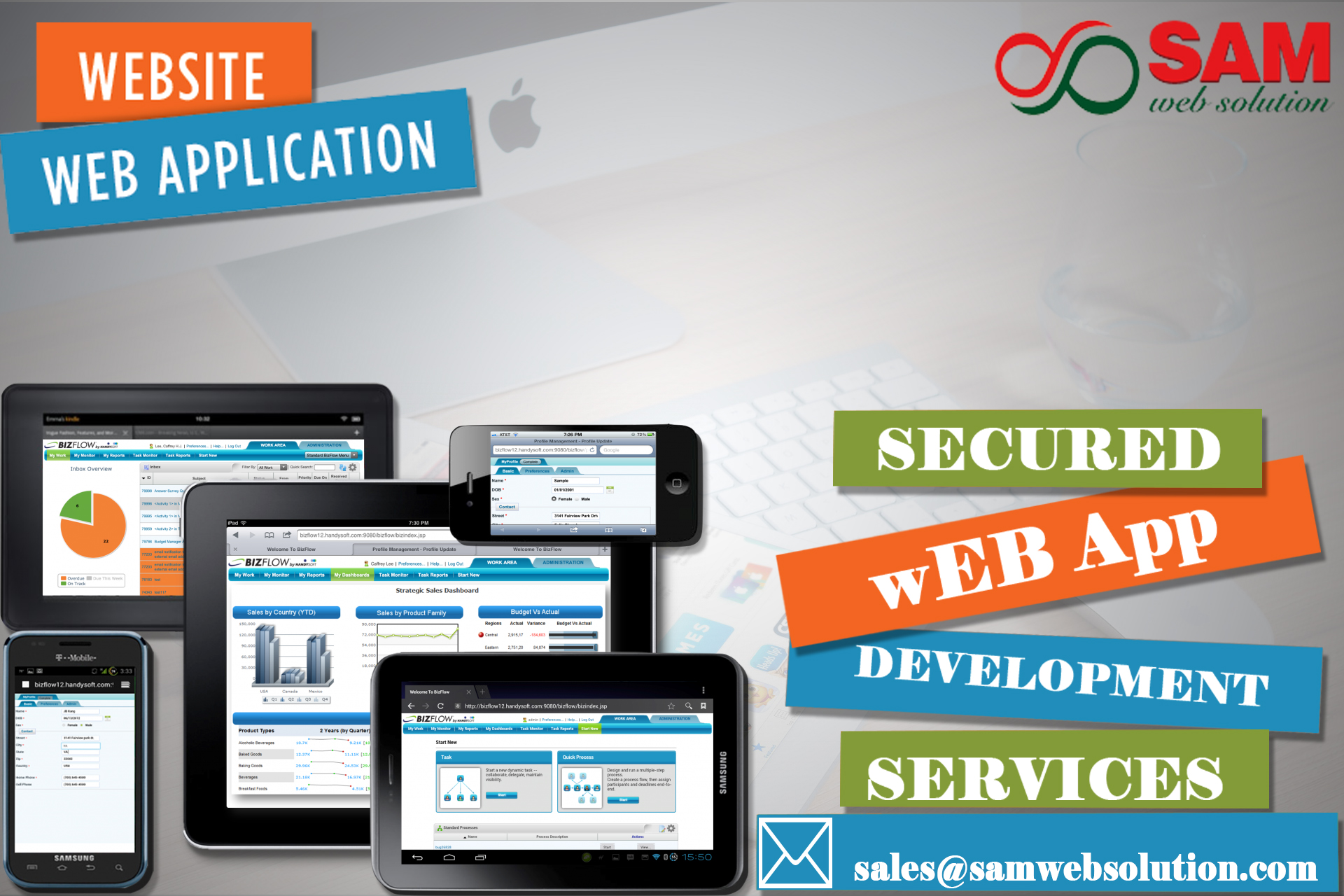 Web Development Service Provider