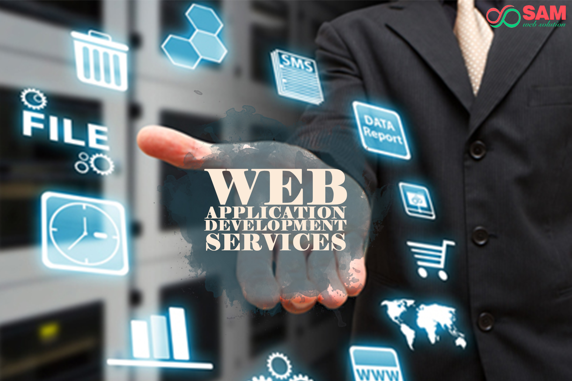 | Web Application Development Services