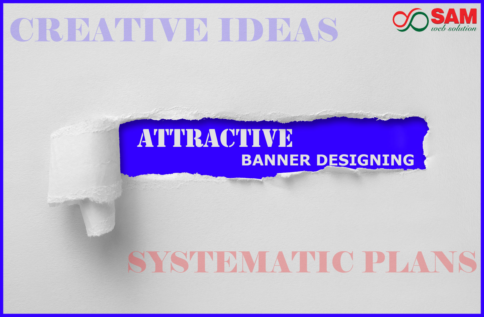 creative banner Ad design
