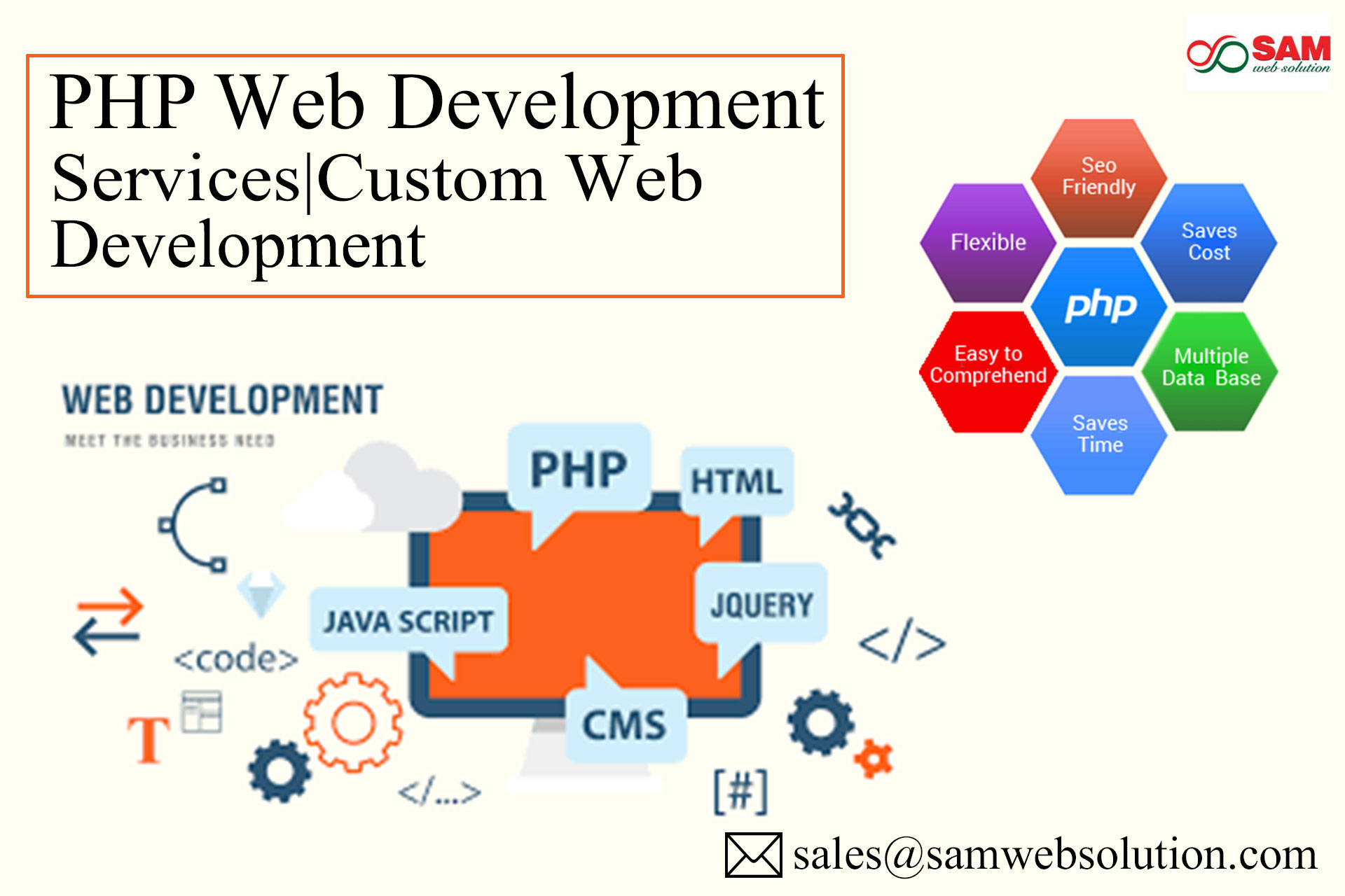 PHP based business solutions